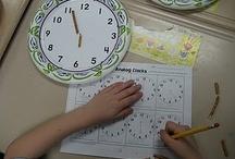 Homeschool: Telling time