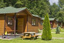 Aire libre / Bungalows de madera, sea cual sea su necesidad tenemos el bungalow de madera que necesita.