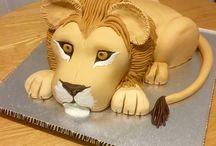 tort figurina  animal
