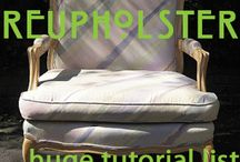 REUPOLSTRY / Learning to recover furniture