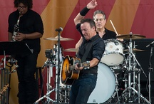 """Music Festivals to Enjoy / """"The best music is essentially there to provide you something to face the world with""""  Bruce Springsteen"""
