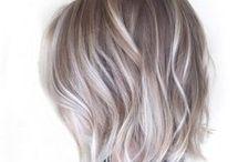 something blonde / all blonde inspiration for platinum gold blond hair style  ispirazioni per capelli biondi, platino, cenere