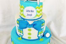 tortas baby shower