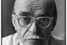 Lucio Fontana / Lucio Fontana (Rosario, 19 febbraio 1899 – Comabbio, 7 settembre 1968) pittore, ceramista e scultore italiano, argentino di nascita, fondatore del movimento spazialista.