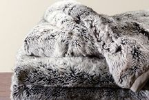Faux fur. . / A mood board full of fur