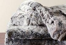 Faux fur. . / A mood board full of fur