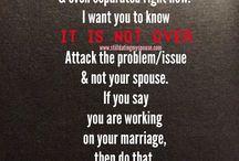 Huwelijk redden