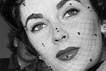 Liz  / Elizabeth Taylor / by Circe Rafaela Teixeira