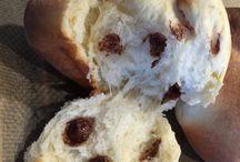 Brot und Brötchen und CO