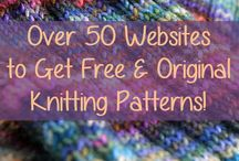 Free patterns / by Elen Woolford