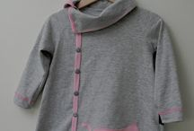 Inspiration: Sew children's clothes / Cool, I want to make something like that too!!