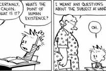 {cartoons} Calvin & Hobbes