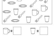 Математика и счет
