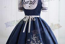 Lolita dresses <3