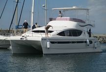 Havana 42 Powercat / Our new luxury power catamaran, the Havana 42 Powercat.