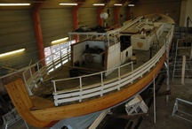 Sailing vessel MK Ranen II