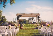 Whimsical Weddings / St. Charles is the perfect place for all types and styles of weddings!