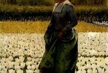 Kunst = George Hitchcock / 1850 - 1913