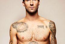 Adam Levine / by Liz Monroe