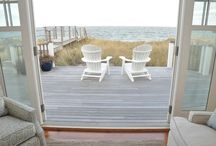 Weekend Retreat / One of our most published projects, this dreamy seaside escape is the epitome of sophisticated calm...