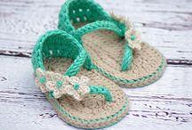 Carefree baby sandles