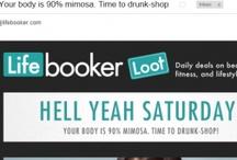 Hokiest Lifebooker E-mails