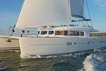Catamarans for charter