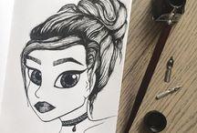 Drawing • Sketching