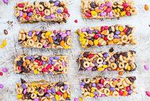 Kid Snacks / by Lisa Bond