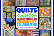children's quilt art! / by Jennifer Meizen