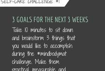 Self-care challenge