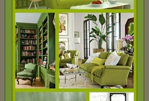 Green room design inspiration
