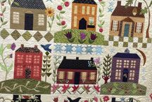 Little Houses Quilts