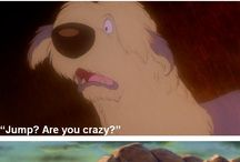 Disney's dogs :) / Dogs of Disney