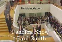 Paul Smith / Paul Smith collezione e catalogo primavera estate e autunno inverno abiti abbigliamento accessori scarpe borse sfilata donna.