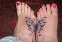 Tattoos / by Kim Malys