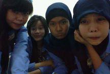 With Besties