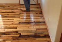 Pallet Ideas / by Tanya Swanson Easley
