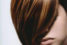 Hair colours& perm ideas