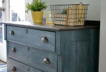 refinished furniture ideas