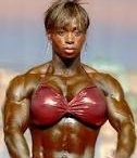 Haitian athlete