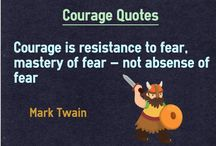 Courage Quotes / 0