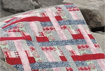 Quilt ideas / by Shary Kreiling