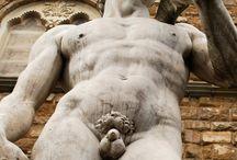 A szobor