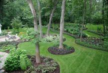 Garden ideas / by Heather Braman