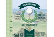 Club/Corporate Golf Tournament Suite