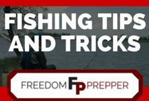 Fishing Tips and Tricks / Our best fishing tips, and cool gear ideas for catching big ones.
