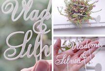 Wedding - style, decoration & flowers