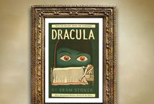 Halloween / Halloween is fast approaching and that means re-reading all of your favourite Gothic, horror and science fiction books to get you in the mood for the spooky occasion. We've got Lady Macbeth's soap 'OUT damn spot!' and Dracula's glowing candle to set the scene for your own literary inspired Halloween.