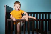 How to keep toddler in crib